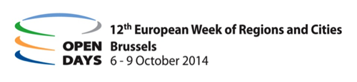 OPEN DAYS 2014 – 12th European Week of Regions and Cities.