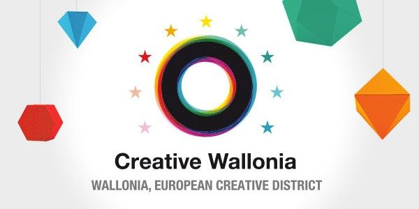 Wallonia European Creative District. Innovation and Creativity at its best.