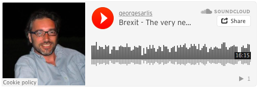 Brexit // Δημοτικό Ραδιόφωνο Λάρισας