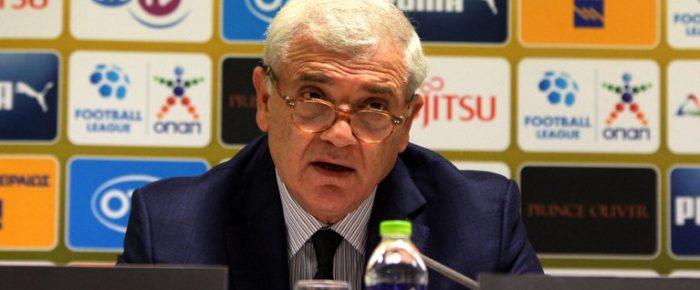 Μελισσανίδης: Δεν μίλησε
