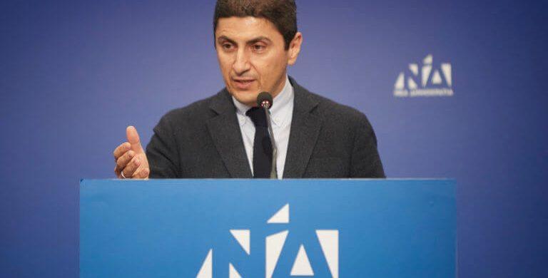 Αυγενάκης: Υπουργάρα του Μητσοτάκη