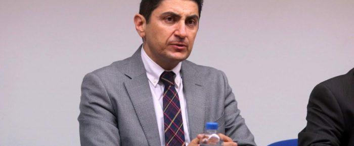 Ο Αυγενάκης, η ΕΡΤ και ο Βασιλακόπουλος