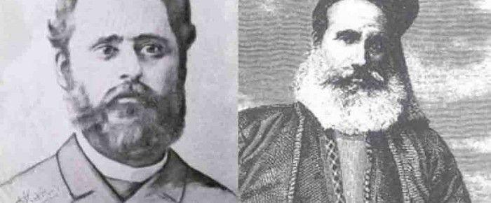 Τσουδεροί στην Επανάσταση 1841 και 1866-67-68 .
