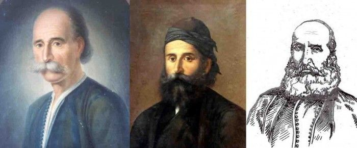 ● Τσουδεροί στην Επανάσταση 1821-1831