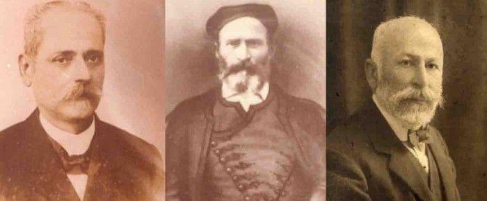 Τσουδεροί στην Επανάσταση 1896-97.