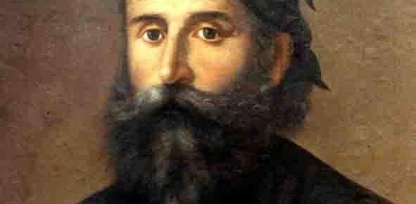 ● Μελχισεδέκ Τσουδερός (1770-1823) Ηγούμενος Ιεράς Μονής Πρέβελη.