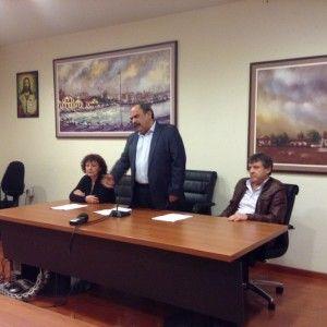 Παρουσίαση 63 υποψηφίων Λαϊκής Συσπείρωσης Αλεξανδρούπολης (19/3/2014)