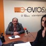 Ζωντανά στο e-evros.gr τώρα ο Σάββας Δευτεραίος (24/3/2014 21:30)