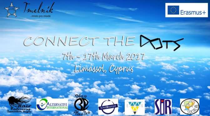 """""""Connect The Dots"""", 07-17.03.2017 Limassol, Cyprus"""