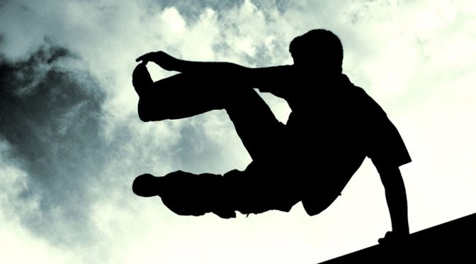 Find your balance through Parkour 19-29/04/2017 Ioannina, Greece