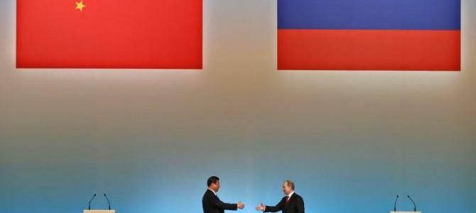 Συμφωνία μαμούθ υπέγραψαν Κίνα – Ρωσία