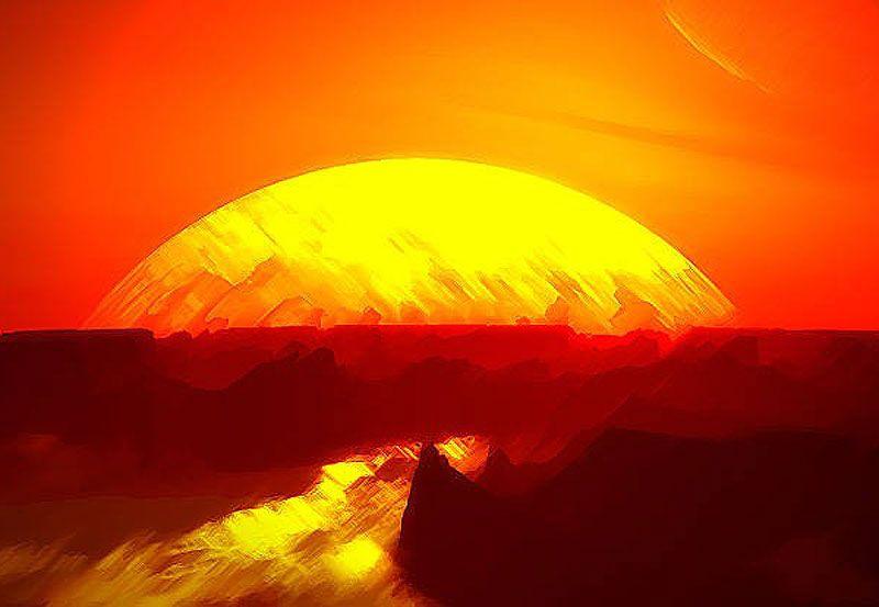 Δύναμη από τον ήλιο